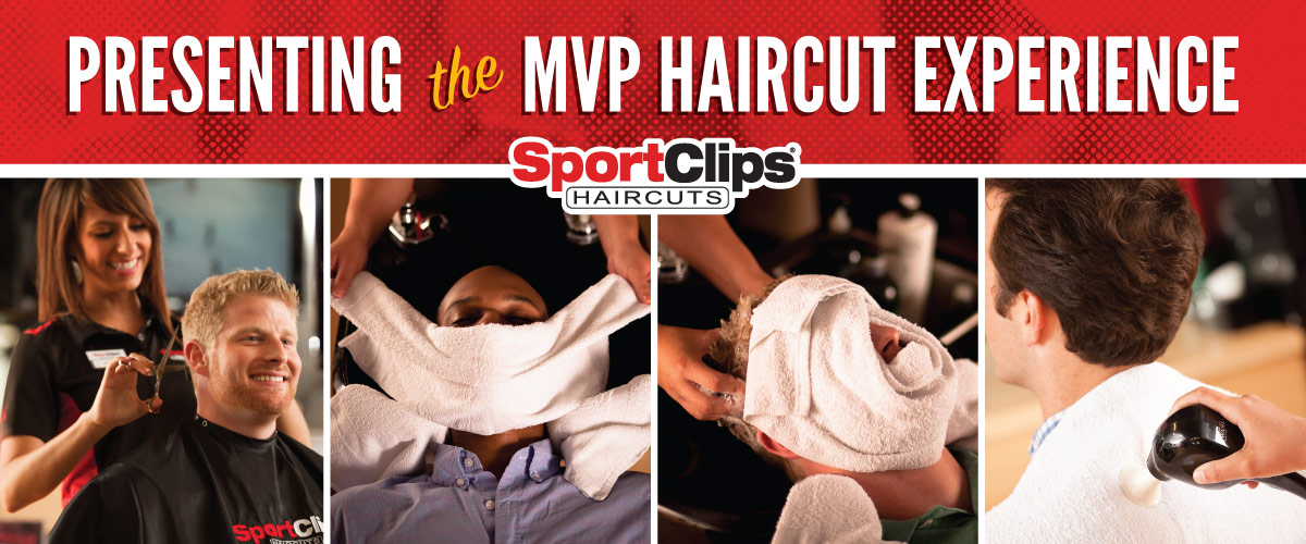 The Sport Clips Haircuts of Waterville Elm Plaza MVP Haircut Experience